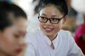 Cô giáo tiếng Anh nhận xét đề thi ngoại ngữ