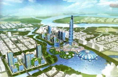 Vượt Keangnam Landmark 72, tòa nhà 86 tầng cao nhất Việt Nam