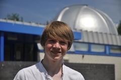Cậu học trò 15 tuổi phát hiện hành tinh mới