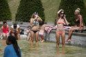 Châu Âu báo động vì nắng nóng kỷ lục