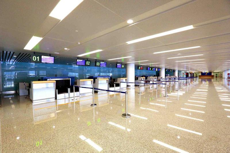 Sân bay Quốc tế Bình Nhưỡng, Triều Tiên, Kim Jong Un, Ri Sol Ju.