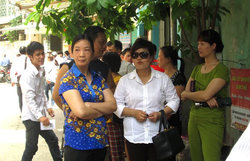 phụ huynh, Bộ GD-ĐT, tốt nghiệp