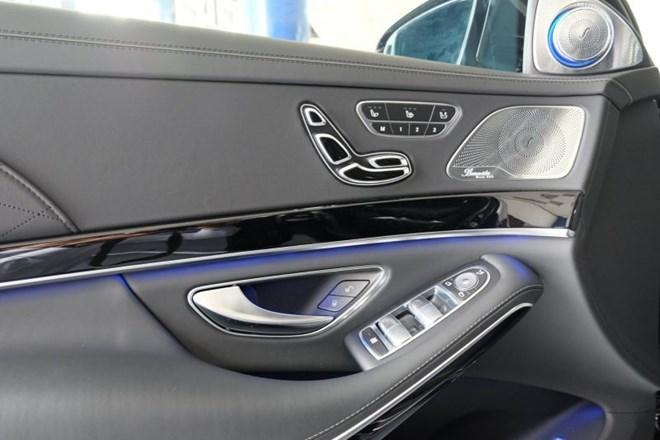 Mercedes Maybach S600 giá 9,669 tỷ đồng vừa về VN có gì?