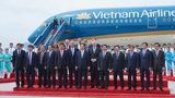 Thủ tướng phát lệnh 'cất cánh' Airbus A350 của Vietnam Airlines