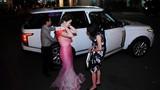 Xe Range Rover của hoa hậu Kỳ Duyên, giá bao nhiêu?