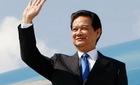 Thủ tướng lên đường dự hội nghị cấp cao Mekong-Nhật
