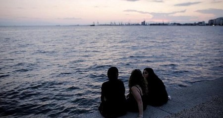 Giới trẻ Hy Lạp ồ ạt 'trốn' sang nước ngoài vì khủng hoảng nợ