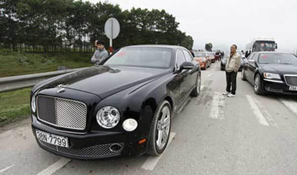 Tỉnh nghèo Hà Tĩnh nổi tiếng nhiều siêu xe
