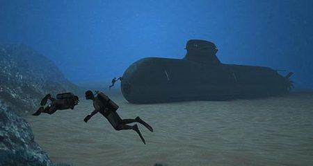 Thụy Điển đóng 'tàu ngầm ma' siêu tàng hình cho hải quân