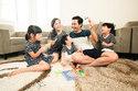 Sao Việt vừa 'chạy show' vừa chăm gia đình ra sao?