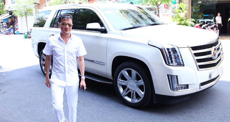 Xe sang mới tậu của Mr. Đàm và Quang Lê, giá bao nhiêu?