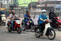 Con đường ai đi qua cũng 'nín thở, bịt miệng' ở Sài Gòn