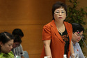 Bãi nhiệm tư cách đại biểu HĐND bà Châu Thị Thu Nga