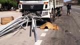 Tai nạn hi hữu, một người chết tại chỗ
