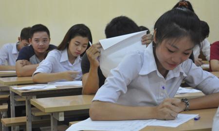 Ngày cuối, trường thi, hạ nhiệt, THPT, quốc gia