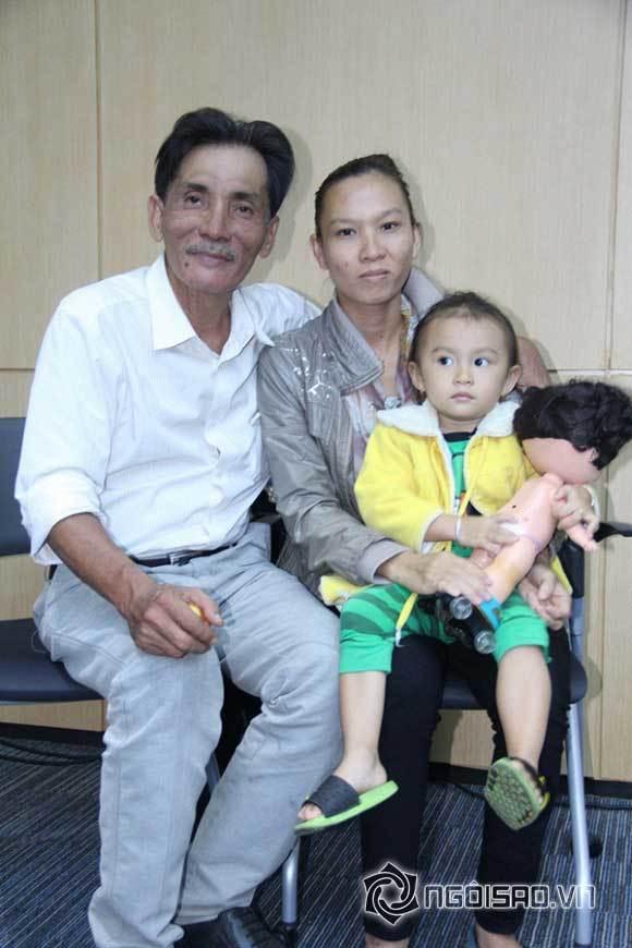 Thương Tín, vợ trẻ, con gái, diễn viên