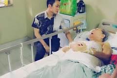 Xót xa trước cảnh nhạc sĩ Hoàng Vân trong bệnh viện