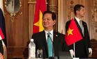 Thủ tướng Nhật, Việt Nam quan ngại về Biển Đông