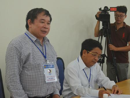 Thứ trưởng, Bùi Văn Ga, công bố, đáp án