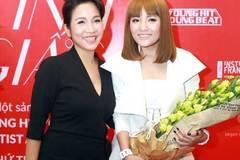 Diva Mỹ Linh: Nhật Thủy diễn không tốt, tôi vẫn tét mông