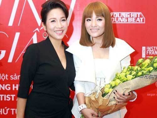 Diva Mỹ Linh, Nhật Thủy