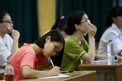 Công bố đáp án thi THPT quốc gia