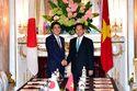 Việt-Nhật quan ngại hoạt động lấn biển, xây đảo ở Biển Đông