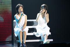 Hai con gái cực xinh của Phương Thảo, Ngọc Lễ