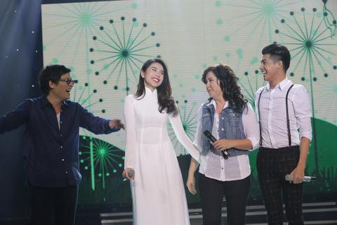 Phương Thảo, Ngọc Lễ, Thủy Tiên, Noo Phước Thịnh, Phương Thanh, MTV, Dấu ấn, liveshow
