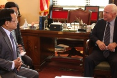 Vị chính khách Mỹ nổi tiếng và định mệnh Việt Nam