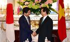 Nhật xem xét viện trợ 3 tỷ USD cho VN
