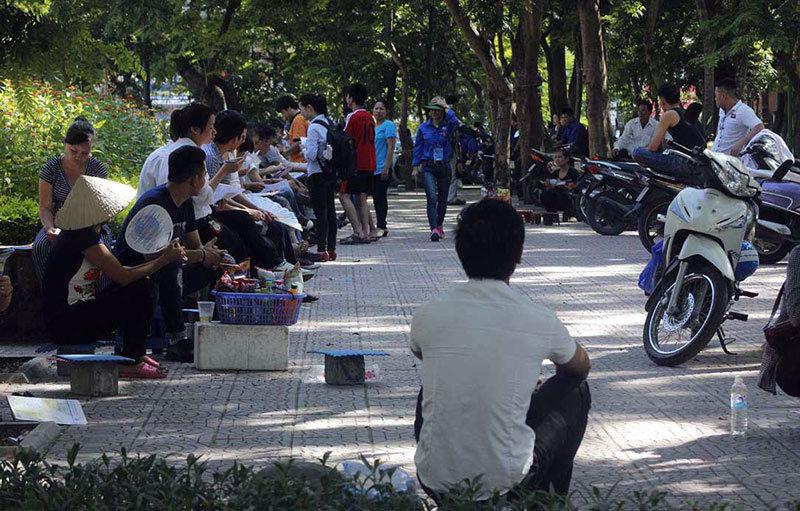 Thời sự tuần qua, An Thuyên, ông Chấn, xứ Nghệ, đường sắt, nhân chứng, thí sinh