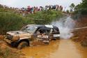 Sau trận mưa lớn, nhiều xe 'chết' ở 'con suối tử thần'