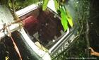 Trực thăng rơi ở Philippines, thương vong 8 người