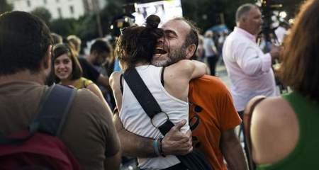 Hy Lạp nói 'Không', tương lai châu Âu mờ mịt