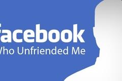 Cách 'truy' người hủy kết bạn trên Facebook