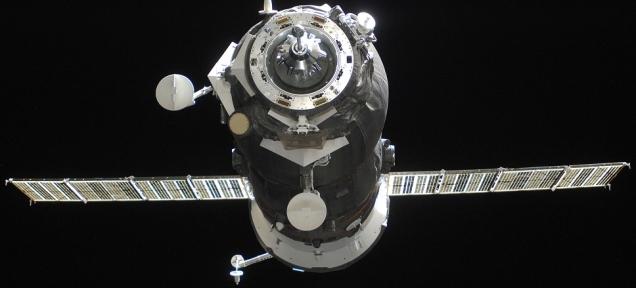 Tàu vũ trụ Nga kết nối thành công với Trạm ISS