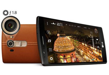 4 smartphone Android với camera chính độc, dị