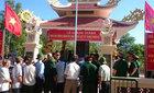 Gama VN góp sức xây Nhà bia tưởng niệm ở Quảng Trị