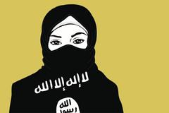 Hé lộ nhóm phụ nữ bí mật giúp IS vận hành