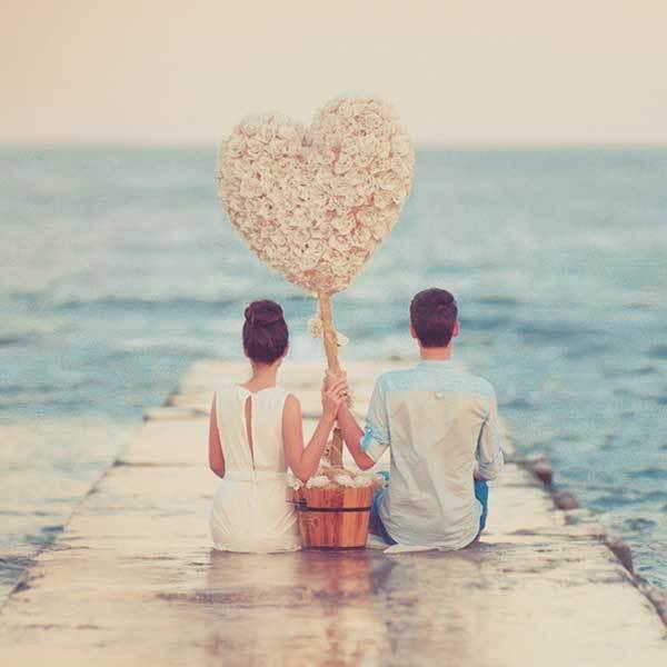 Tan chảy với những bức ảnh đính hôn cực lãng mạn