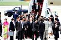 Hình ảnh Tổng bí thư đến Washington DC