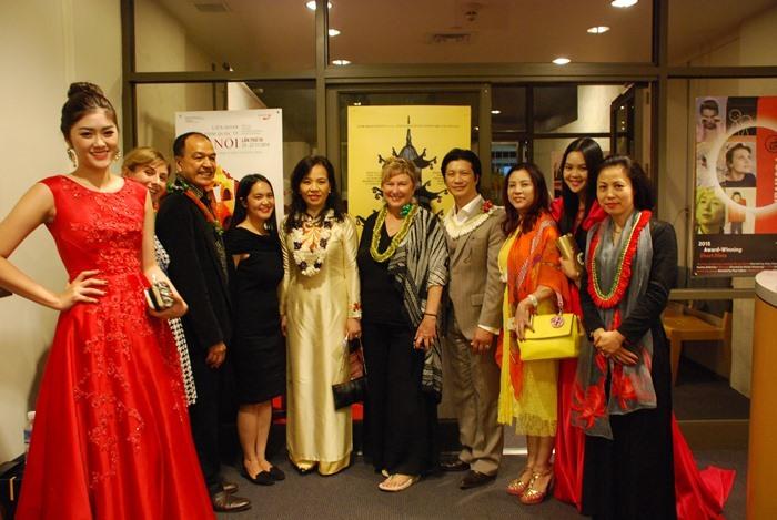 Khán giả Mỹ hào hứng với phim Việt