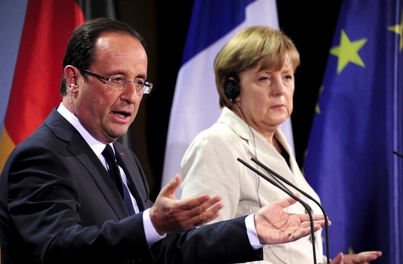 Đức, Pháp thúc giục Hy Lạp nhanh chân