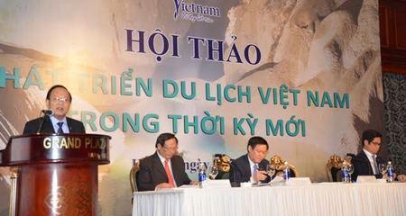 Khách quốc tế đến Việt Nam tăng 30 lần trong 24 năm qua