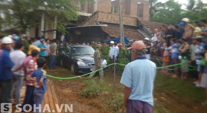Tình tiết mới vụ Bí thư huyện chết trong ôtô cùng thiếu nữ