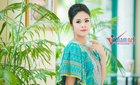 Ngọc Hân đẹp lạ trong mẫu mới của NTK Minh Hạnh