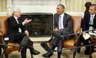Tổng thống Obama hội đàm với Tổng bí thư