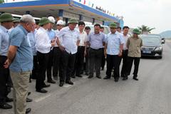 Bộ trưởng Thăng: Đường lún, đừng chỉ đổ lỗi xe quá tải