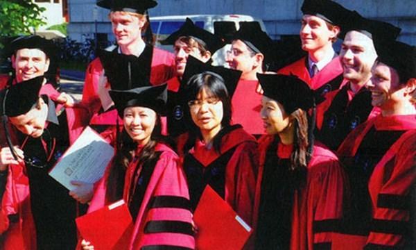 Ái nữ nhà đại gia Việt được giới thiệu thẳng vào Harvard